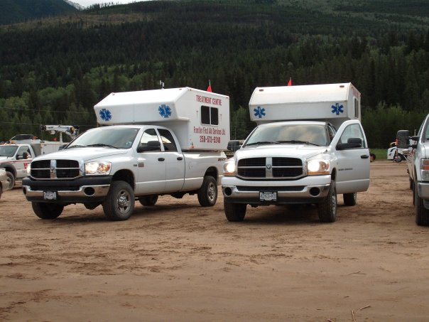 Frontier First Aid - Kamloops